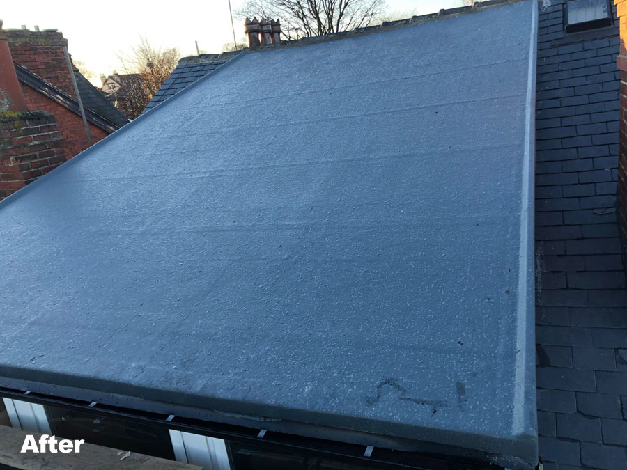 Grp Flat Roof Leeds Flat Roofing Leeds Greenhill Roofing
