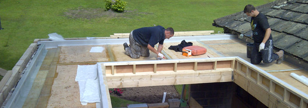 Roofing Company Leeds Domestic Roofer Leeds Greenhill